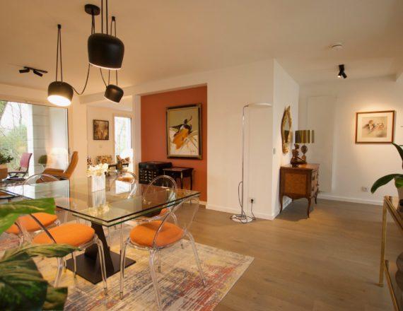 Décoration appartement Nantes Centre
